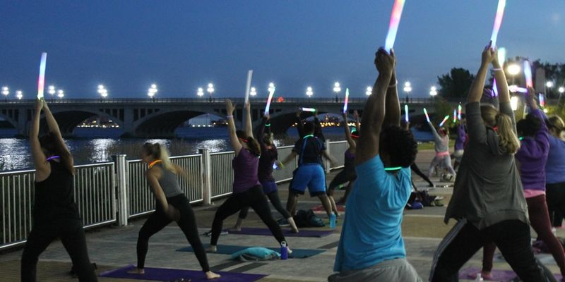Nighttime Yoga Initiatives