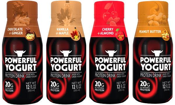 Greek Yogurt Drinks