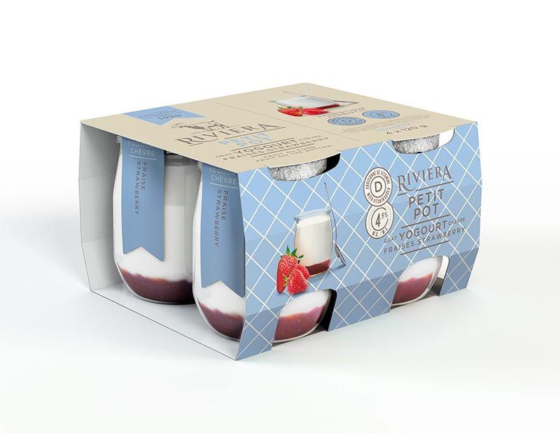 Artisanal Yogurt Pots