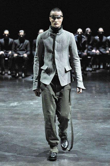 Dystopian-Inspired Menswear