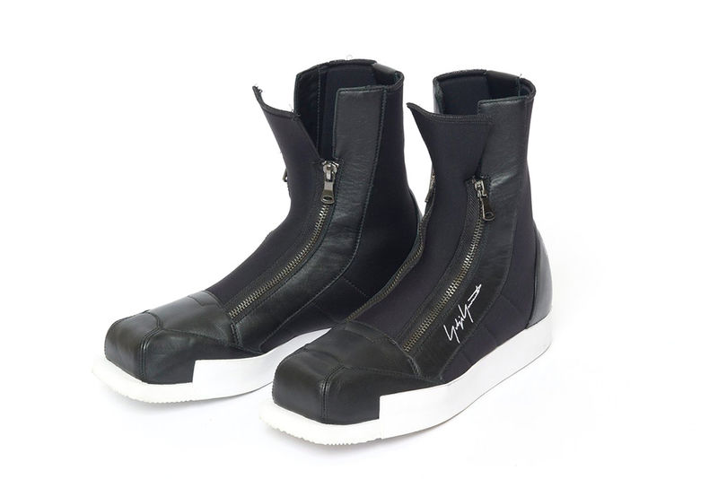 Ski Boot-Inspired Sneakers