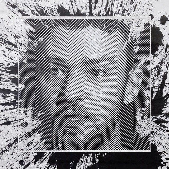 Hand-Cut Paper Portraits