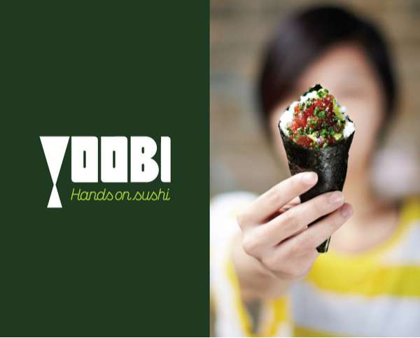 Sushi-Inspired Identities