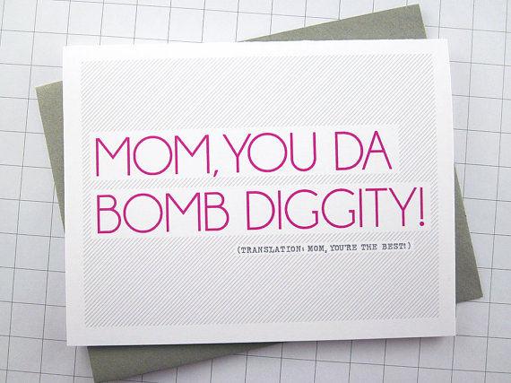 Hilarious Maternal Greetings