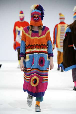 VIbrantly Oversized Knits