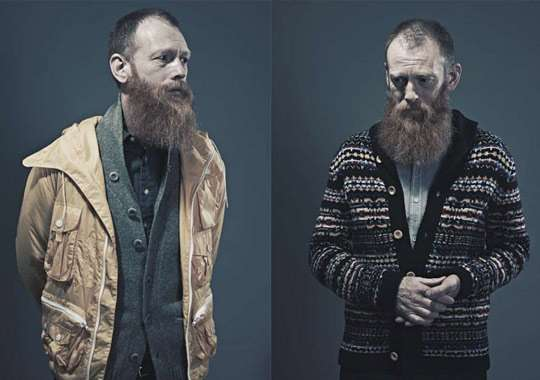 Bearded Fashion Shoots
