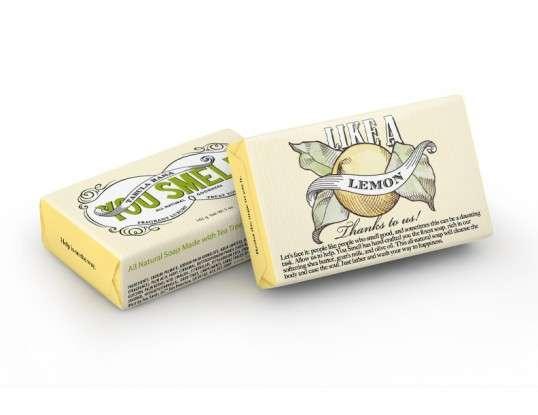 Insulting Soap Branding