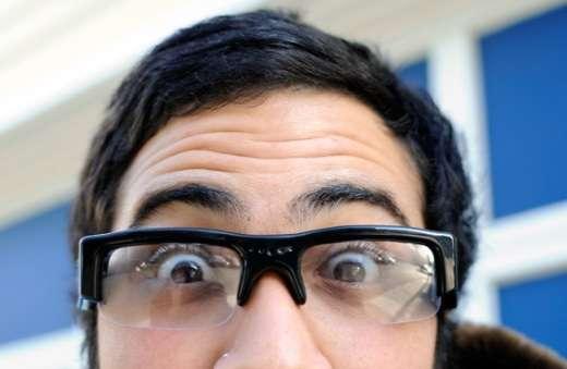 Video Vision Eyewear