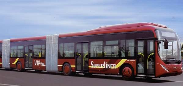 Super-Sized Public Transit