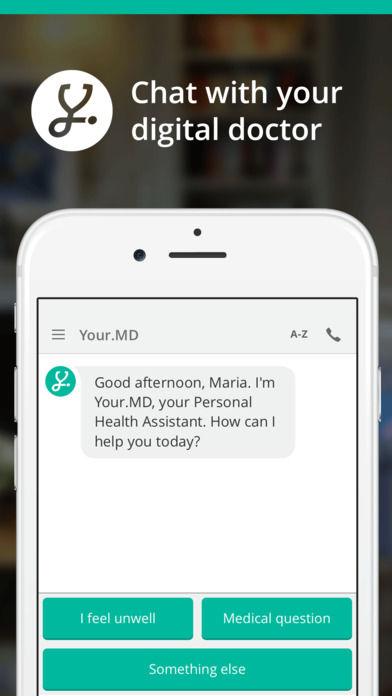 AI Health Chatbots