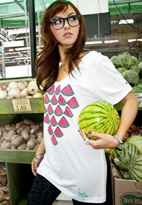 Fruity Fashion Tees