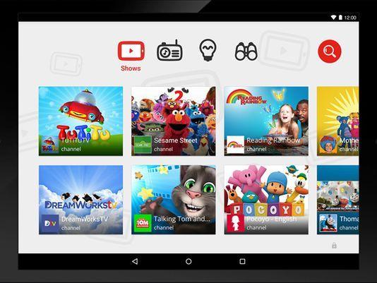 Child-Friendly Video Platforms