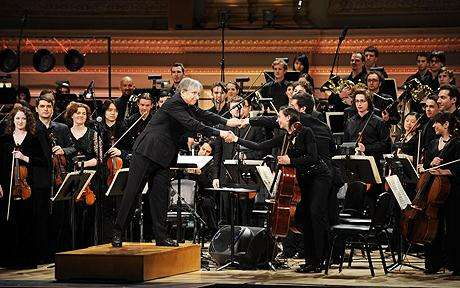 YouTube Orchestras