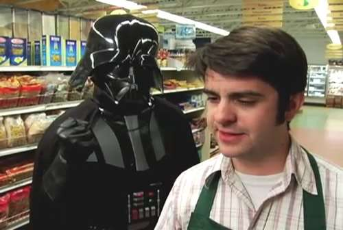 youtube    s first hit sitcom  chad vader  day shift manager