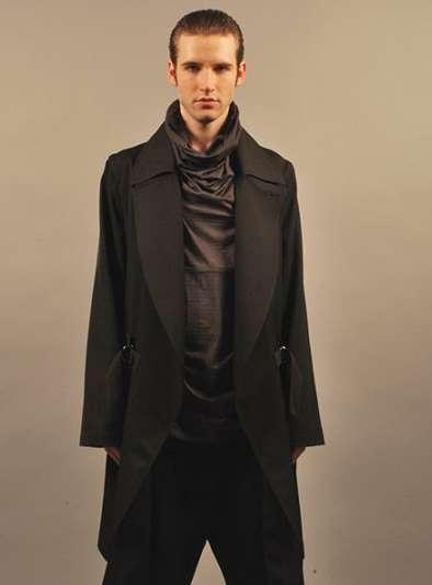 Cold Gothic Menswear