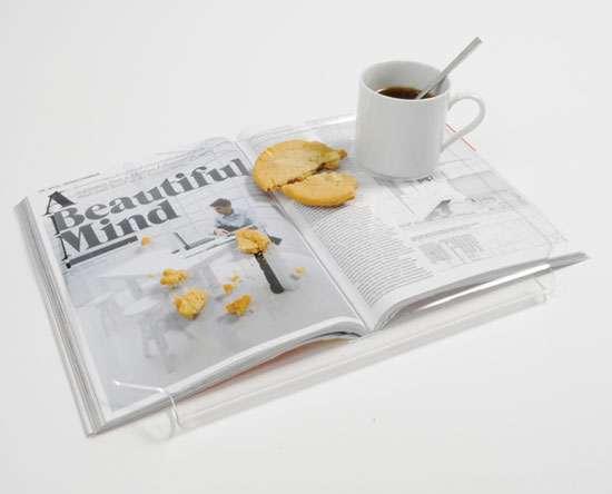 Literary Spill-Proof Platters