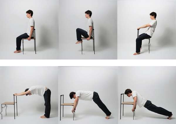 Tai Chi Seating