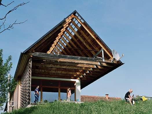 Angular Austrian Architecture