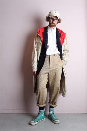 Quirky Hipster Menswear