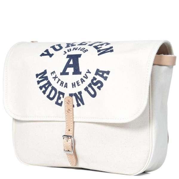 Varsity Messenger Bags