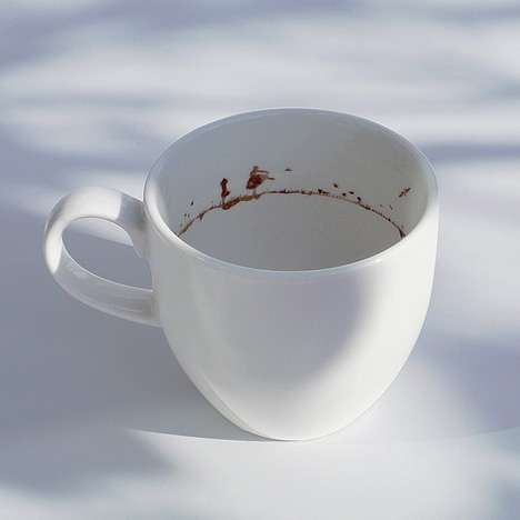 Yukihiro Kaneuchi's Tiny Landscapes In The Coffee Cup