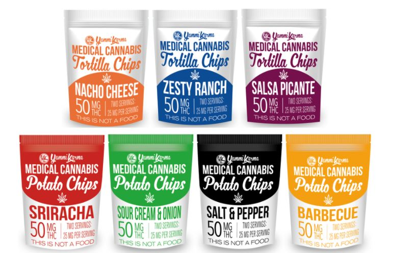 Medicinal Cannabis Chips
