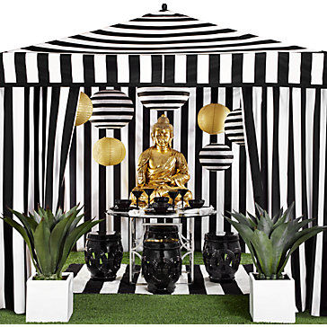 Luxe Patio Tents