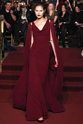 Wine Red Runways