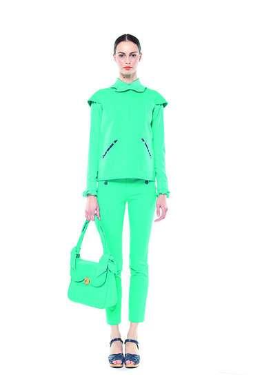 Mint Green Get-Ups