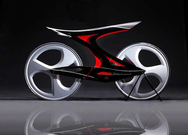 Body-Inspired Bikes