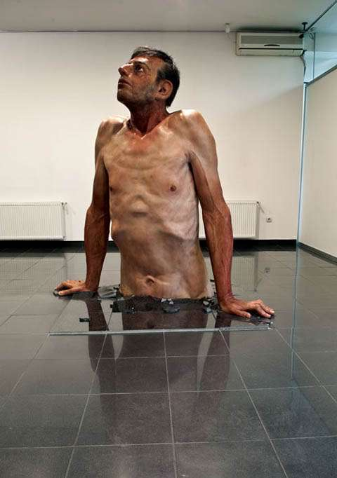 Realistic Revealing Sculptures