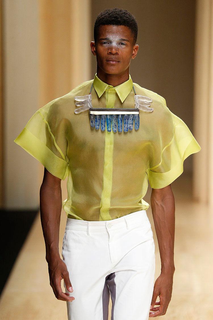 Modern Oracle Menswear
