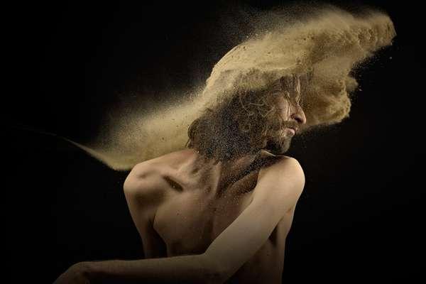 Sand Dune Hairdos