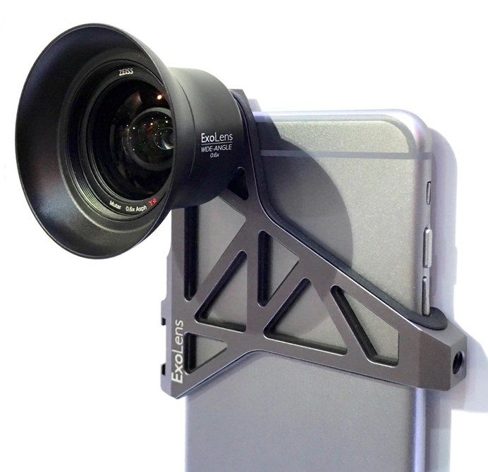 High-Performance Phone Lenses