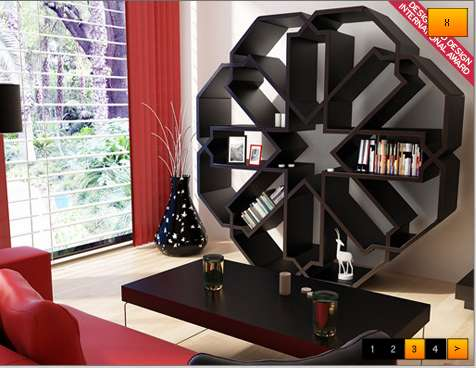 Super-Sized Puzzle Furniture