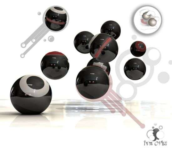 Chinese Health Balls as Tea Infusers
