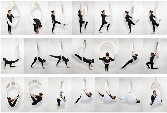 Fluid Yoga Furniture
