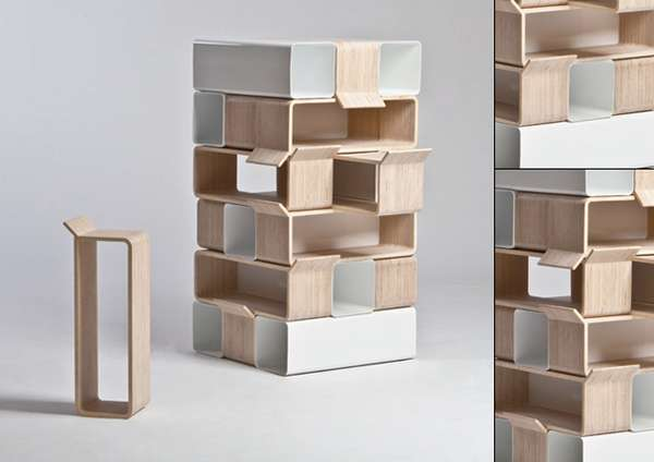 Jenga Furniture