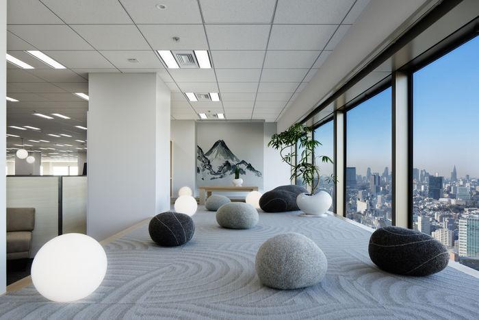 Zen Office Interiors
