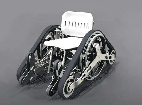 Zenith wheelchair