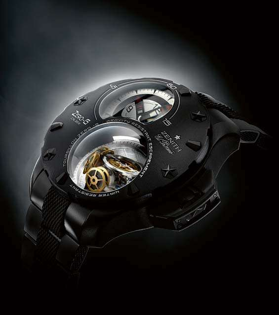 Gravity Defying Watches