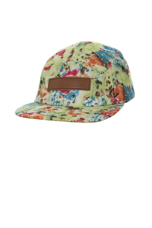 Vibrant Bohemian Headgear