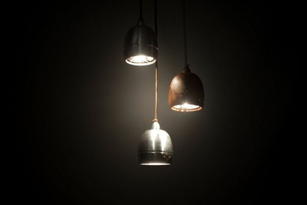 Industrial-Inspired Illuminators