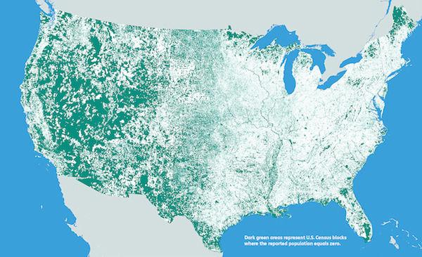 Population-Revealing Maps