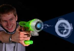 Zero Toys Mini Blaster Smoke Ring Gun
