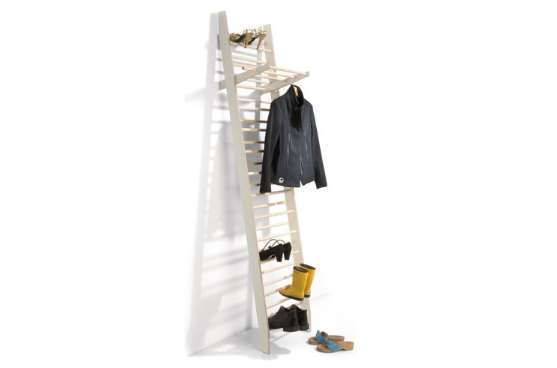 Zeugwart Coat and Shoe Rack