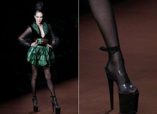 Extreme Platform Heels