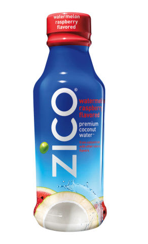 Fruity Coconut Water : Zico Coconut Water