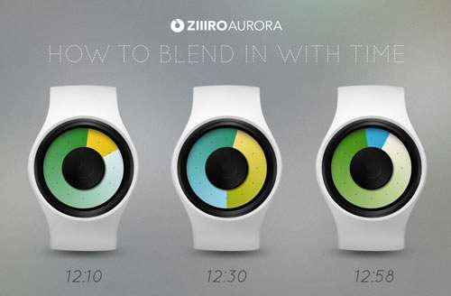 ZIIIRO Aurora watch