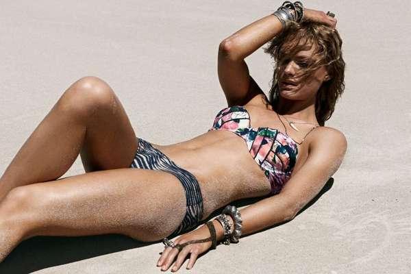 Sunbathing Beauty Lookbooks